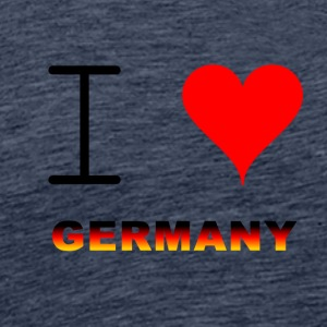 I LOVE GERMANY COLLECTION - Männer Premium T-Shirt