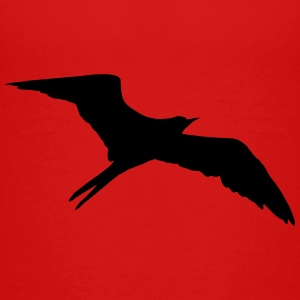 Bird, swallow T-shirts - Børne premium T-shirt