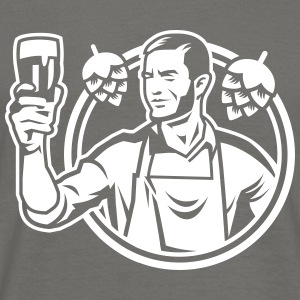 Home Brewing - Männer T-Shirt