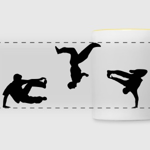 Freerunning, Free Running, Artistics Tazas y accesorios - Taza panorámica