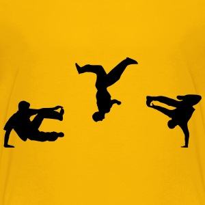 Freerunning, Free Running, Artistics Shirts - Teenager Premium T-shirt
