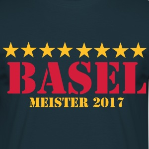 Basel master 2017 - Men's T-Shirt