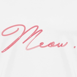 MEOW Inc. T-Shirts - Men's Premium T-Shirt