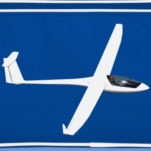 segelflugzeug weiß