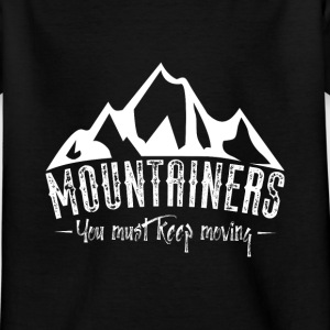Mountains of mountains Shirts - Kids' T-Shirt