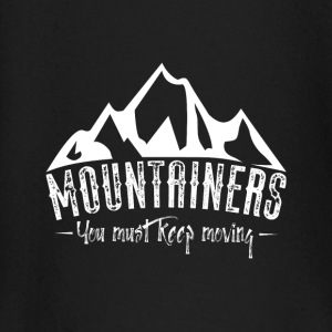 Mountains of mountains Baby Long Sleeve Shirts - Baby Long Sleeve T-Shirt