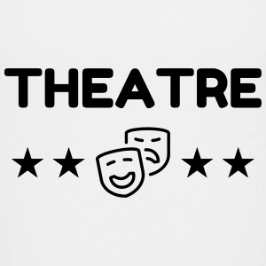 Theater / Theatre / teater / teaterfolk T-shirts - Teenager premium T-shirt