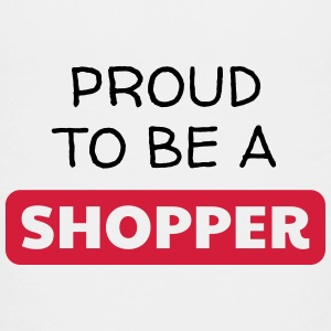 Shopping / Shoppeur / Magasin / Boutique Tee shirts - T-shirt Premium Ado