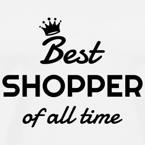 Shopping / Shoppeur / Magasin / Boutique Tee shirts - T-shirt Premium Homme