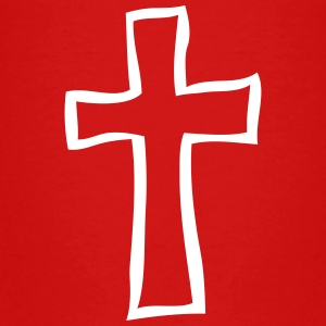 Funeral cross 1 Shirts - Kids' Premium T-Shirt