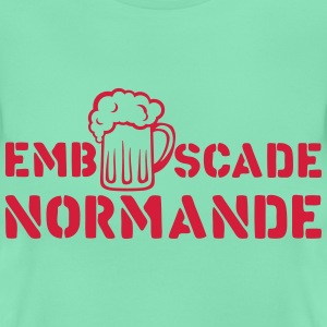embuscade normande biere alcool humour Tee shirts - T-shirt Femme