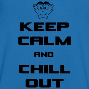 keep_calm_and_chill_out T-Shirts - Männer T-Shirt mit V-Ausschnitt