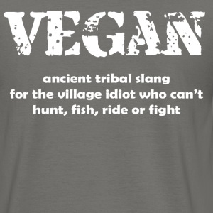 Vegan 01 - Men's T-Shirt