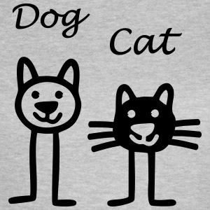 Dog & Cat T-Shirts - Frauen T-Shirt