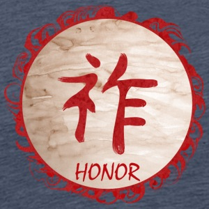 honor - Men's Premium T-Shirt