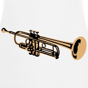 Trumpet  Aprons - Cooking Apron