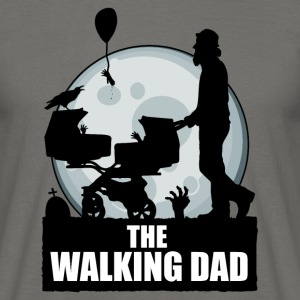 THE WALKING DAD zombie T-Shirts - Männer T-Shirt