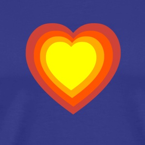 Lover s heart - Men's Premium T-Shirt
