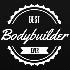 best bodybuilder Sacs et sacs à dos - Tote Bag