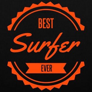 best surfer surf Sacs et sacs à dos - Tote Bag