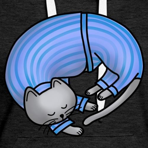 Pyjama cat