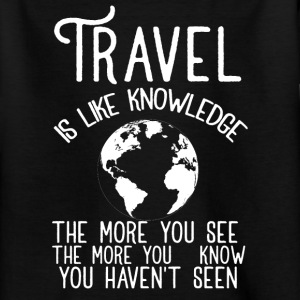 Travel vacation Shirts - Teenage T-shirt