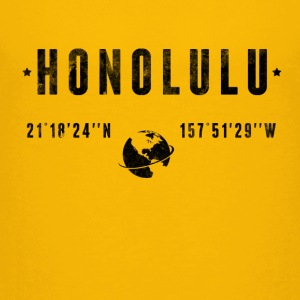Honolulu Shirts - Kinderen Premium T-shirt