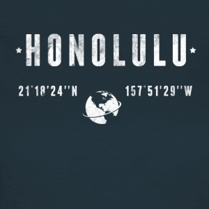 Honolulu  T-shirts - Dame-T-shirt
