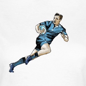 Rugby T-shirts - Dame-T-shirt