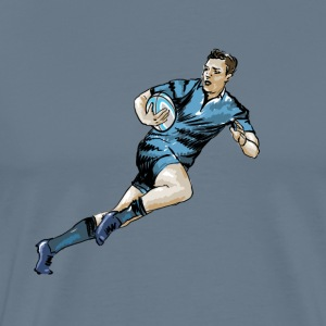 Rugby Tee shirts - T-shirt Premium Homme