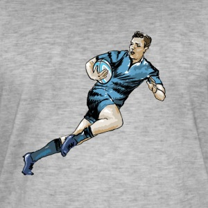 Rugby T-Shirts - Men's Vintage T-Shirt