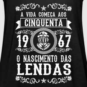 1967 - 50 anos - Lendas - 2017 Tops - Women's Tank Top by Bella