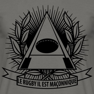 Rugby Maçonnique  Tee shirts - T-shirt Homme