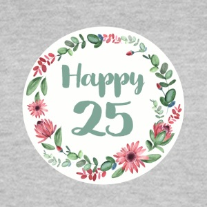 (happy_25_flower_1) T-Shirts - Frauen T-Shirt