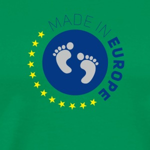 made in europe love EU europa baby liebe europe lo - Männer Premium T-Shirt