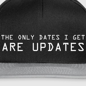 Only Updates CAP - Snapback Cap