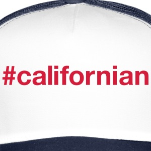 CALIFORNIA Czapki  - Trucker Cap