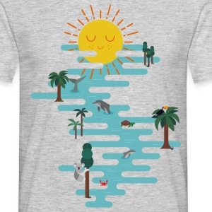 Sunshine - Men's T-Shirt