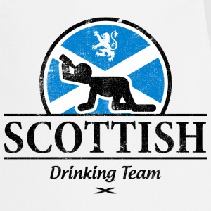SCOTTISH DRINKING TEAM Aprons - Cooking Apron