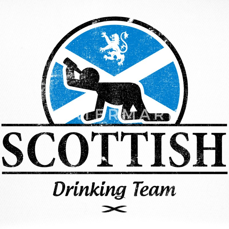 SCOTTISH DRINKING TEAM Caps & Hats - Trucker Cap