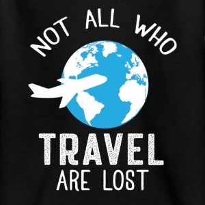 Travel Backpacker T-Shirts - Teenager T-Shirt