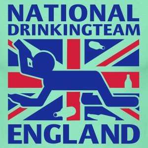 NATIONAL DRINKING TEAM ENGLAND - Men's T-Shirt