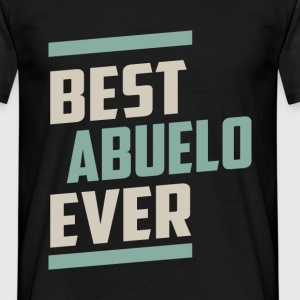 Best Abuelo Ever T-shirt - Men's T-Shirt