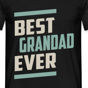 Best Grandad Ever T-shirt - Men's T-Shirt