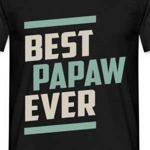 Best Papaw Ever T-shirt - Men's T-Shirt