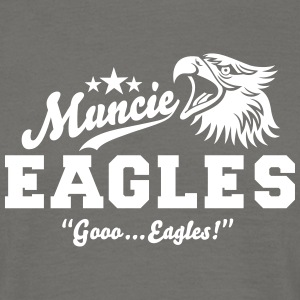Muncie Eagles T-Shirts - Men's T-Shirt