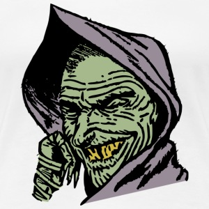 Goblin Horror Monster T-Shirts - Frauen Premium T-Shirt