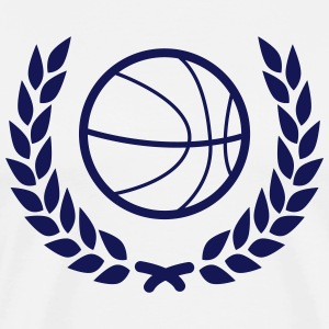 basketbal T-shirts - Mannen Premium T-shirt