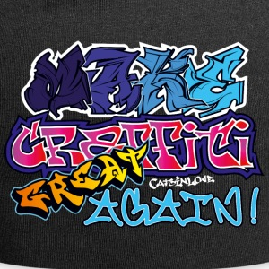 Make Graffiti Great Again Caps & Mützen - Jersey-Beanie