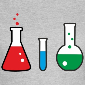 Laboratory flasks, science, chemistry T-Shirts - Women's T-Shirt
